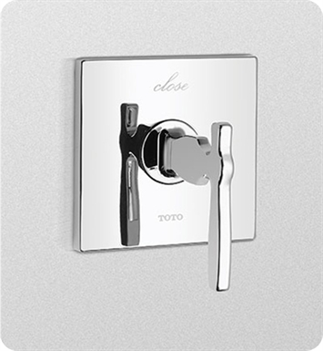 TOTO TS626C2#BN Aimes® One-Way Volume Control Trim With Finish: Brushed Nickel