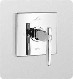 Toto Aimes® Two-Way Volume Control Trim