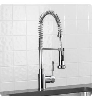 Blanco 441753 Meridian Semi Professional 1 5 Gpm Single Handle Kitchen Faucet With Pulldown