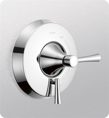 TOTO TS794PV#PN Nexus® Pressure Balance Valve Trim with Diverter With Finish: Polished Nickel