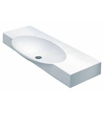 LaToscana Swing Wall Mount Above Counter Sink with Optional Towel Bar