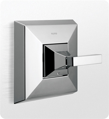 TOTO TS930P#CP Lloyd® Pressure Balance Valve Trim without Diverter With Finish: Polished Chrome