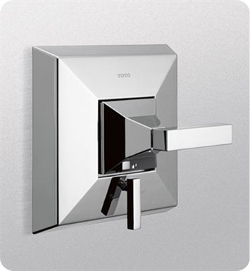 TOTO TS930PV#CP Lloyd® Pressure Balance Valve Trim with Diverter With Finish: Polished Chrome