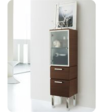 LaToscana 7003-W Asia 85 Collection Wenge Low Linen Tower