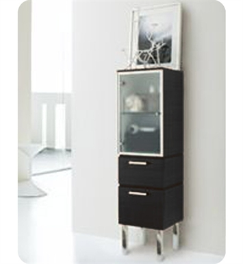 LaToscana Asia 85 Collection Black Low Linen Tower