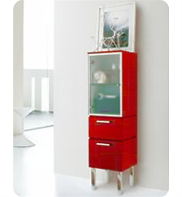 LaToscana Asia 85 Collection Red Low Linen Tower