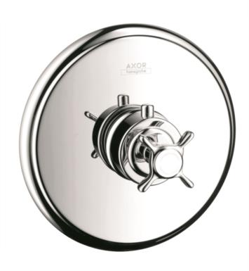 "Hansgrohe 16816831 Axor Montreux 6 7/8"" Thermostatic Trim with Temperature Control With Finish: Polished Nickel"