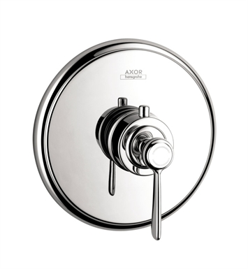 Hansgrohe 16824831 Axor Montreux Thermostatic Trim with Lever Handle With Finish: Polished Nickel