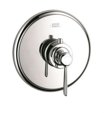 "Hansgrohe 16824001 Axor Montreux 6 7/8"" Thermostatic Trim with Temperature Control With Finish: Chrome"