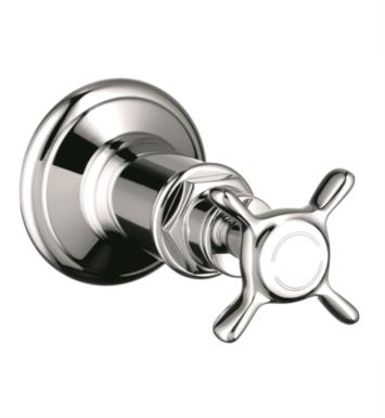 "Hansgrohe 16873831 Axor Montreux 2 3/8"" Volume Control Trim with Cross Handle With Finish: Polished Nickel"