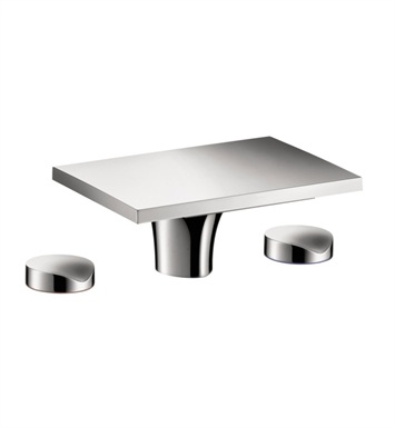 Hansgrohe 18015001 Axor Massaud Widespread Faucet without Pop Up in Chrome