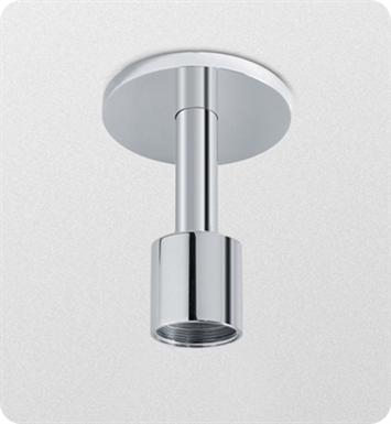 "TOTO TS100MC3 Rain Shower Arm (3"" Ceiling-Mount)"