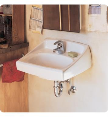 American Standard 0355012 020 Lucerne Wall Mounted Sink