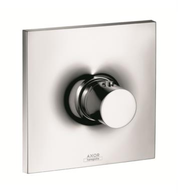 "Hansgrohe 18741001 Axor Massaud 6 3/4"" Thermostatic Trim with Temperature Control in Chrome"