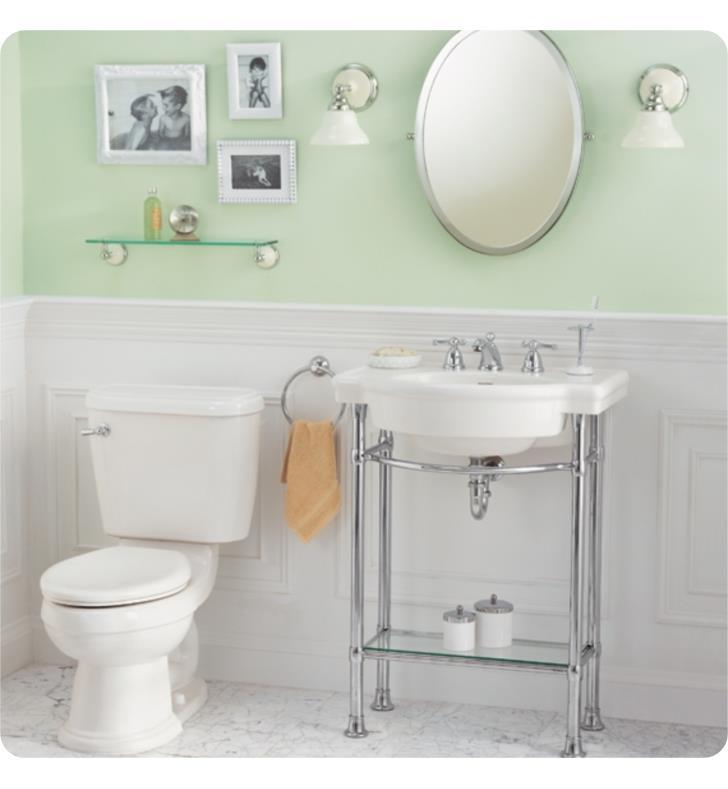 American Windows Bathroom: American Standard 8711000.002 Retrospect 27 Inch Bathroom