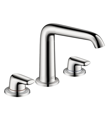 Hansgrohe 19155001 Axor Bouroullec 3 Hole Faucet with Lever Handles in Chrome