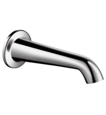 "Hansgrohe 19415001 Axor Bouroullec 7 5/8"" Wall Mount Tub Spout in Chrome"
