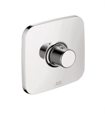 "Hansgrohe 19702001 Axor Bouroullec 6 3/4"" Thermostatic Trim with Temperature Control in Chrome"