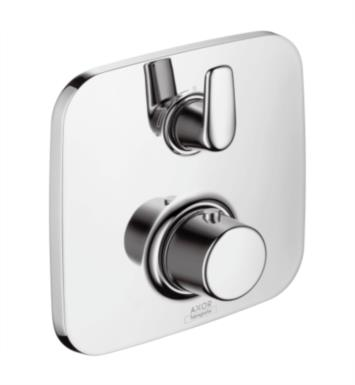 "Hansgrohe 19706001 Axor Bouroullec 6 3/4"" Thermostatic Trim with Volume Control and Diverter in Chrome"