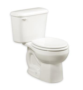 American Standard 221DB104 Colony Round Front 10 Inch Rough- In 1.28 gpf Toilet