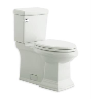 American Standard 2817128.222 Town Square FloWise Right Height Elongated 1.28 gpf Toilet With Finish: Linen