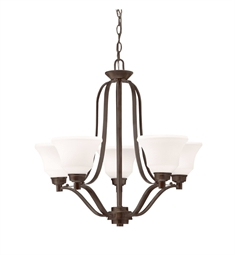 Kichler Chandelier 5 Light in Olde Bronze