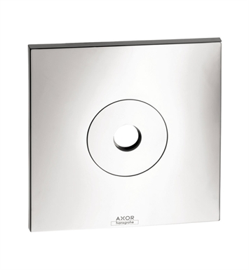 Hansgrohe 27419000 Axor Citterio Wall Plate With Finish: Chrome