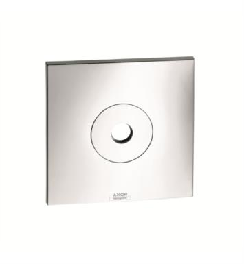 "Hansgrohe 27419820 Axor Citterio 6 3/4"" Wall Plate With Finish: Brushed Nickel"