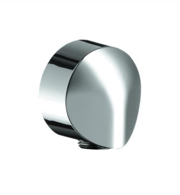 "Hansgrohe 27454002 2 3/8"" Wall Outlet With Finish: Chrome"