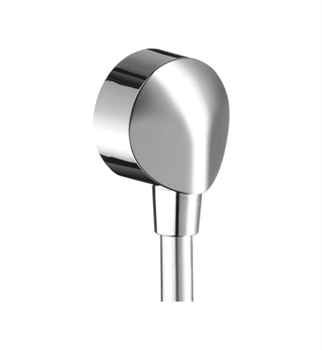 Hansgrohe 27458003 Wall Outlet with Check Valves With Finish: Chrome