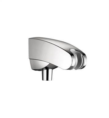 Hansgrohe 27508 Porter E Handshower Holder with Outlet