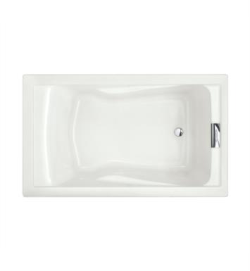 2771v002 evolution 60 inch by 36 inch deep soak customizable bathtub