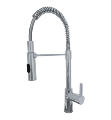 Franke FFPD204 Fuji Semi Pro Pulldown Spray Kitchen Faucet from Home Collection