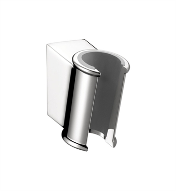 Hansgrohe 28324820 Porter C Handshower Holder With Finish: Brushed Nickel