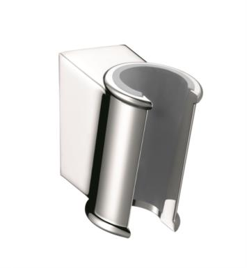 "Hansgrohe 28324820 C Series 1 3/8"" Wall Mount Handshower Porter With Finish: Brushed Nickel"