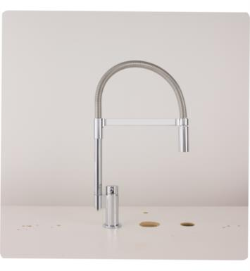 Franke FF2900 Manhattan High Arch Pulldown Spray Kitchen Faucet With Finish: Polished Chrome
