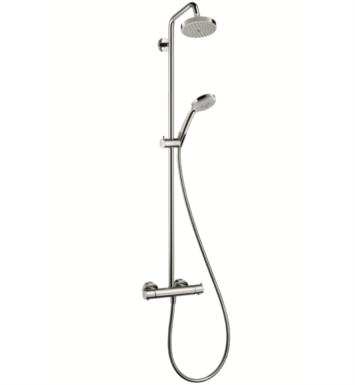 "Hansgrohe 27169 Croma Green 43 3/8"" Shower Set with Showerhead and Handshower"