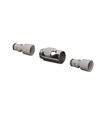 Hansgrohe 28346000 Snap On Handshower Connector Set