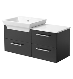 Bathroom Vanities 36 X 19 contemporary bathroom vanities & sink sets | décorplanet