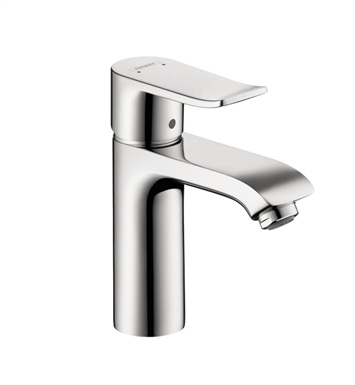 Hansgrohe 31080821 Metris 110 Single Hole Faucet With Finish: Brushed Nickel