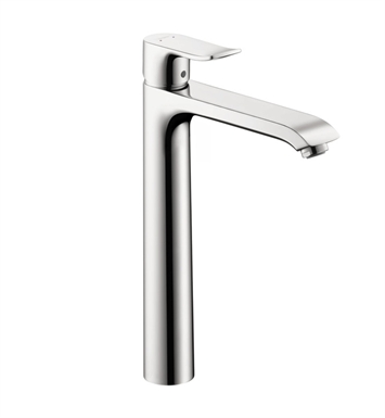 Hansgrohe 31082001 Metris 260 Single Hole Faucet With Finish: Chrome