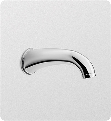 TOTO TS210E#PN Silas™ Wall Spout With Finish: Polished Nickel