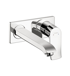 Hansgrohe Metris Wall Mounted Single Handle Faucet Trim