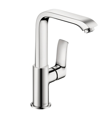 Hansgrohe 31087001 Metris 230 Single Hole Faucet With Finish: Chrome