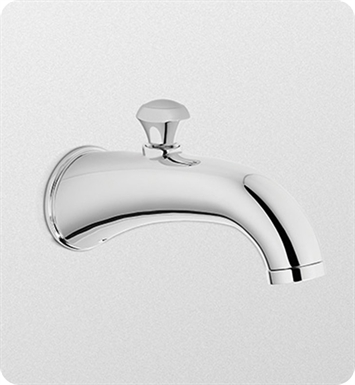 TOTO TS210EV#PN Silas™ Diverter Wall Spout With Finish: Polished Nickel