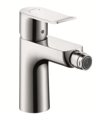 "Hansgrohe 31280001 Metris 5 3/4"" Single-Hole Deck Mounted Bidet Faucet With Finish: Chrome"