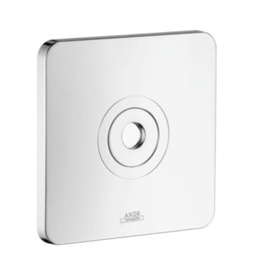 "Hansgrohe 34612821 Axor Citterio M 6 3/4"" Wall Plate With Finish: Brushed Nickel"