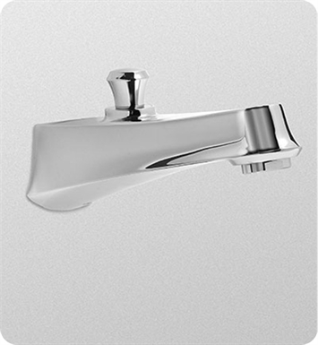 TOTO TS230EV#PN Wyeth™ Diverter Wall Spout With Finish: Polished Nickel