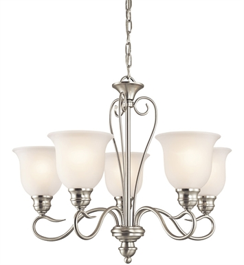 Kichler 42906 Tanglewood Collection Chandelier 5 Light