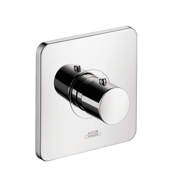 Hansgrohe 34714821 Axor Citterio M Thermostatic Trim With Finish: Brushed Nickel